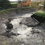 Larg pond / small lake clearance