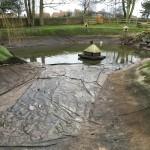 Pond refilling
